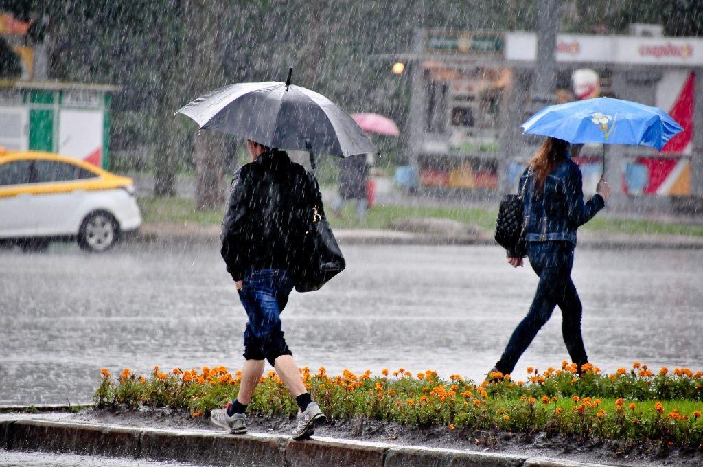 Погода в Москве: на 22 сентября объявлен оранжевый уровень опасности
