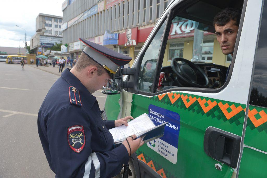 В 2016 году в Москве остановили три тысячи нелегальных автобусов