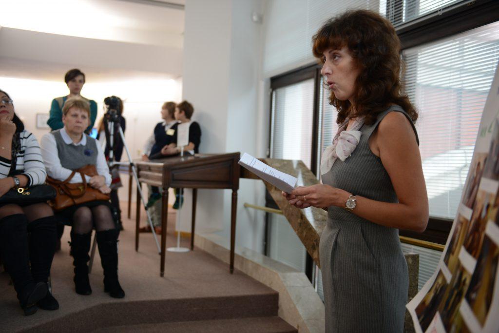 Образовательный семинар «Лаборатория идей» пройдет на юге Москвы