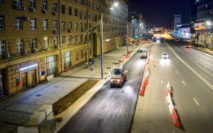 Движение на некоторых улицах ЮАО перекроют из-за реконструкции тепломагистрали. Фото: архив, Вечерняя Москва