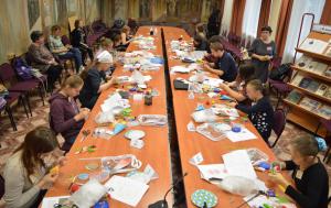 В чемпионате Абилимпикс-школьники приняли участие 150 подростков. Фото: пресс-служба Городского психолого-педагогического центра