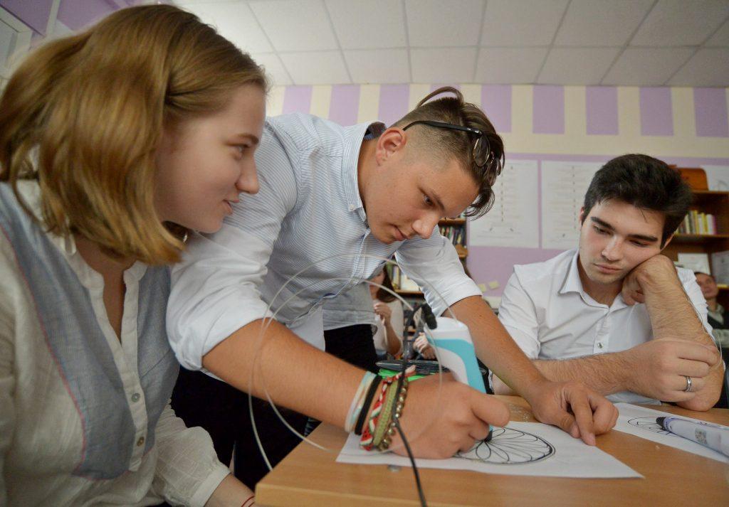 Первое занятие в школе для активной молодежи Южного округа проведут 10 октября