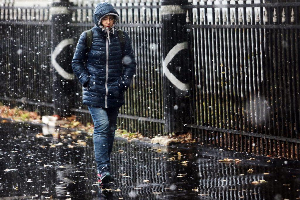 Оранжевый уровень опасности объявлен в Москве из-за грядущего снежного циклона
