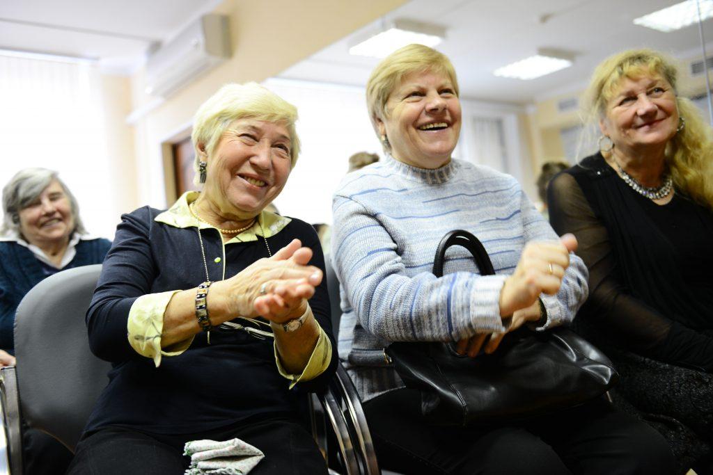 Благотворительная акция «Старость в радость» в колледже