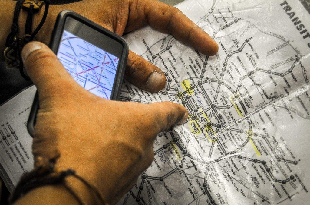 За год число пользователей Wi-Fi Московского метро выросло на треть миллиона