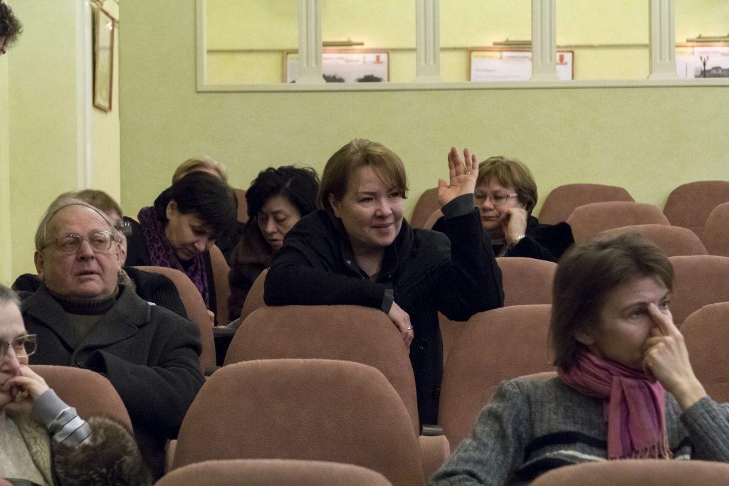 Главы управ Южного округа провели встречи с жителями