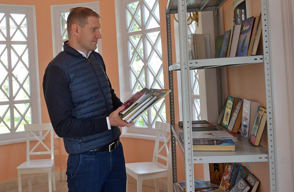 Библиотеки Южного округа начнут рассылать смс-напоминания о возврате книг