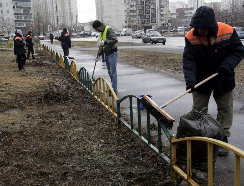Коммунальные службы Братеева подготовились к зиме