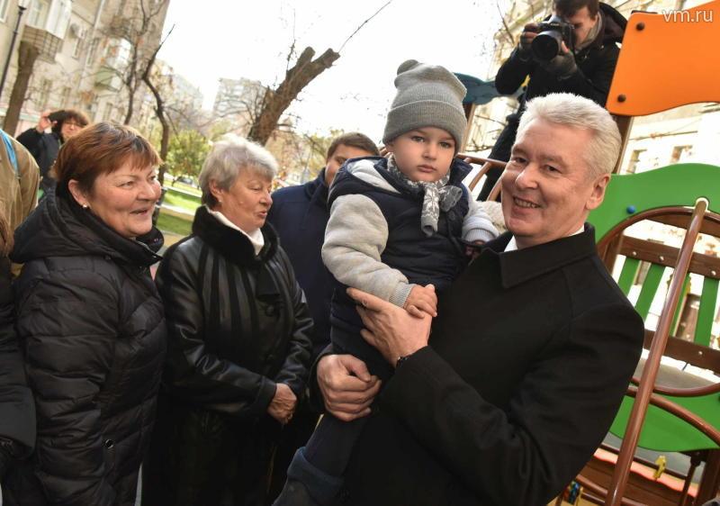 Сергей Собянин пригласил москвичей провести выходные в Московских парках