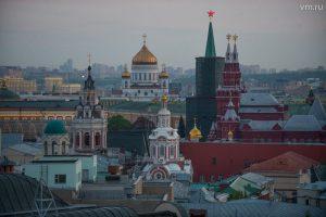 """Москва полностью рассчиталась по внешнему долгу. Фото: архив, """"Вечерняя Москва"""""""