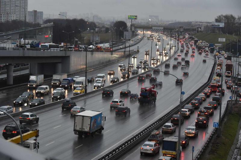 В реконструкцию Московской кольцевой автодороги могут инвестировать 5,5 миллиардов