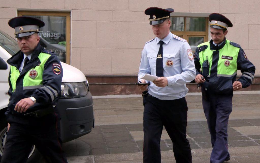В районе Бирюлево Западное задержан подозреваемый в вымогательстве