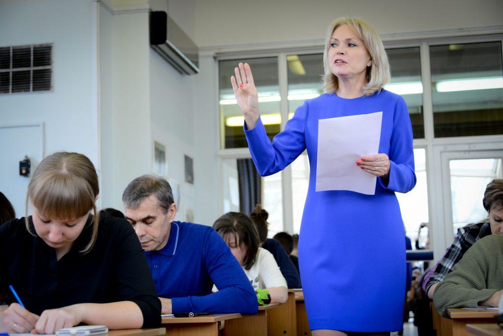 Правовую грамотность москвичей проверят на всероссийском диктанте