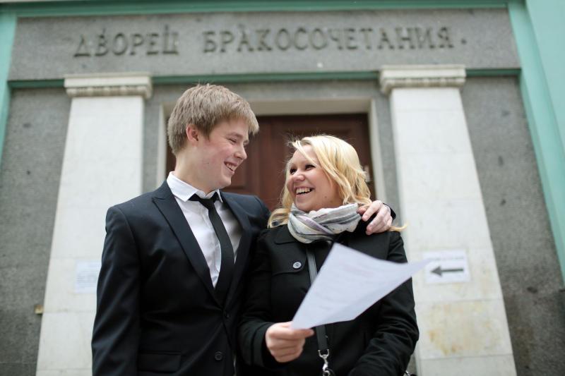 Церемония имянаречения прошла в Шипиловском ЗАГСе