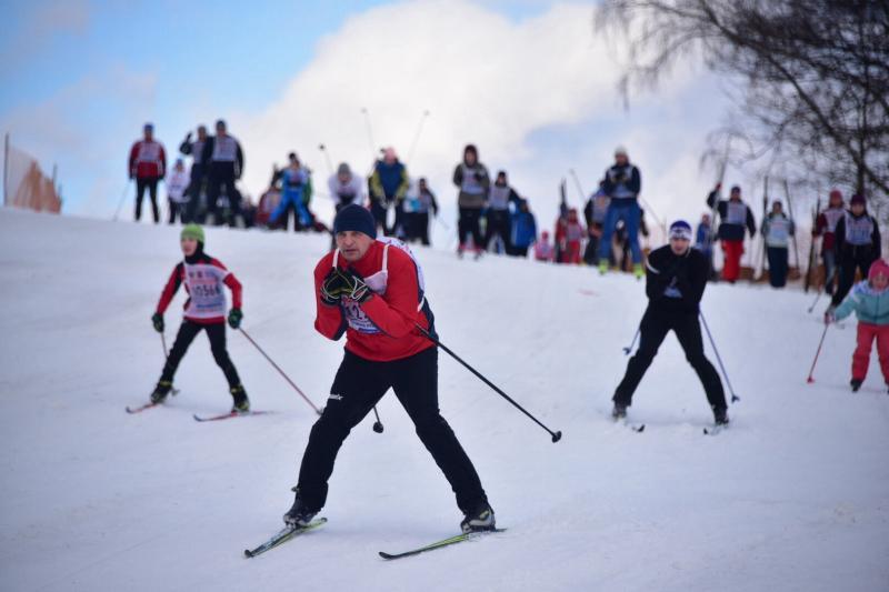 Более 10 лыжных трасс откроется на территории Южного округа