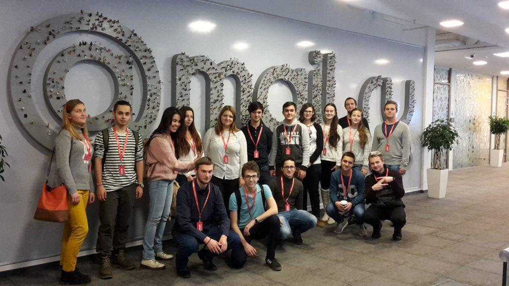 МИФИ примет участие в «Техноматче» Mail.Ru Group