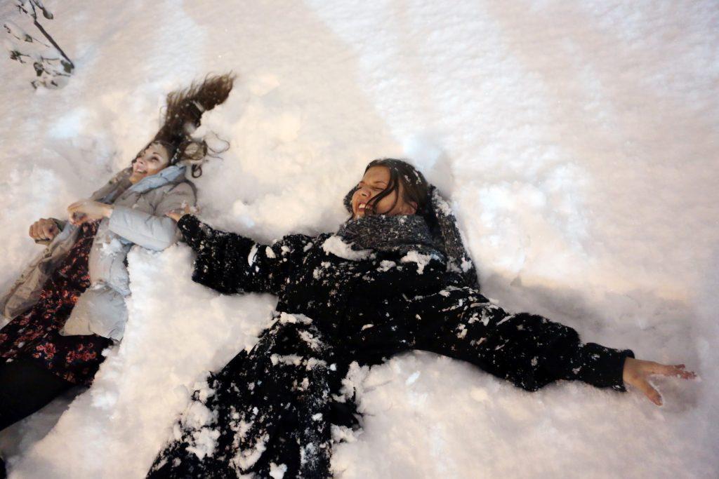 Сибирский антициклон несет в столицу переохлажденный дождь