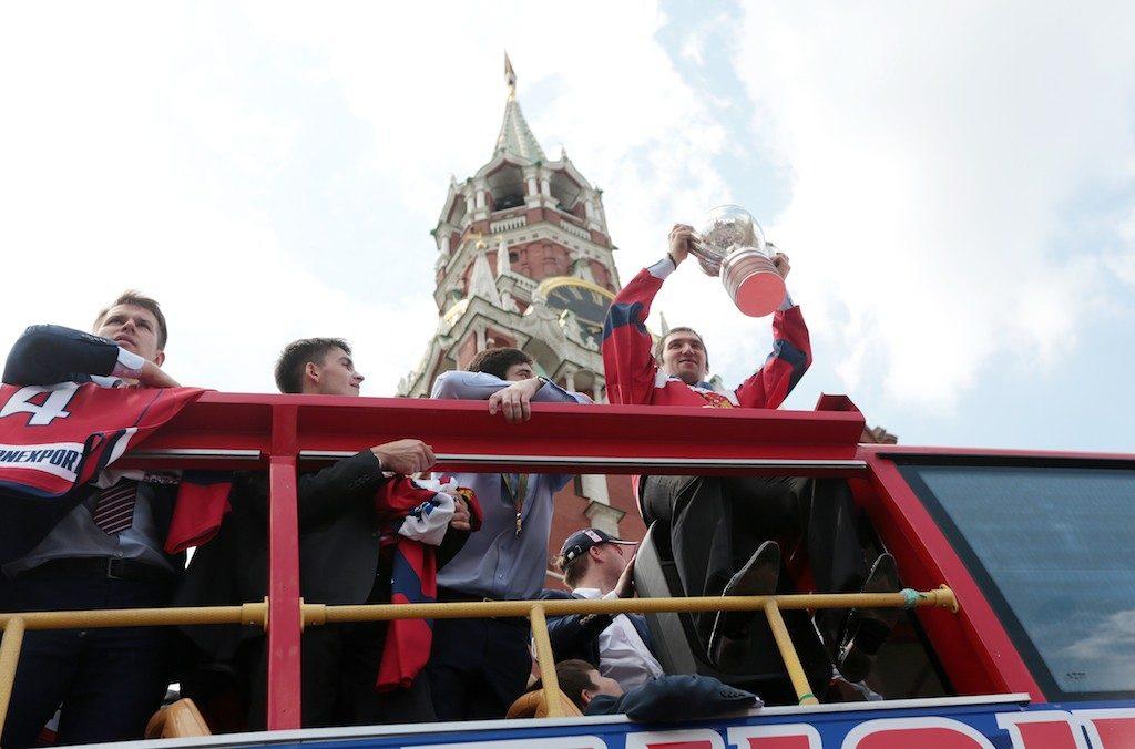 Новые выделенные полосы в Москве организуют для болельщиков ЧМ-2018 по футболу