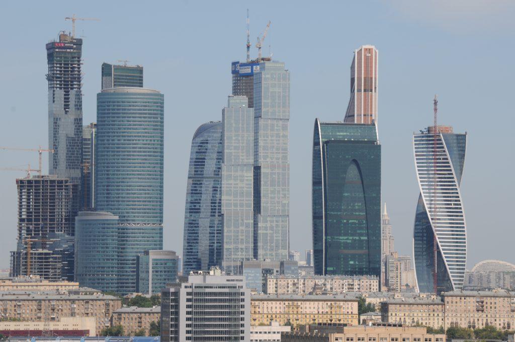 Москва объявлена финалистом всемирной премии World Smart City Awards