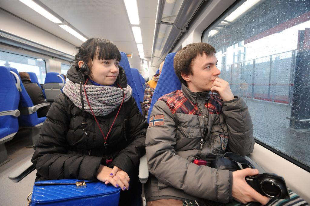 На «Площади Гагарина» появятся зеркала для пассажиров