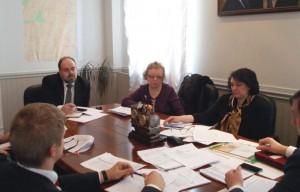 Заседание координационного совета состоялось в Нагорном районе