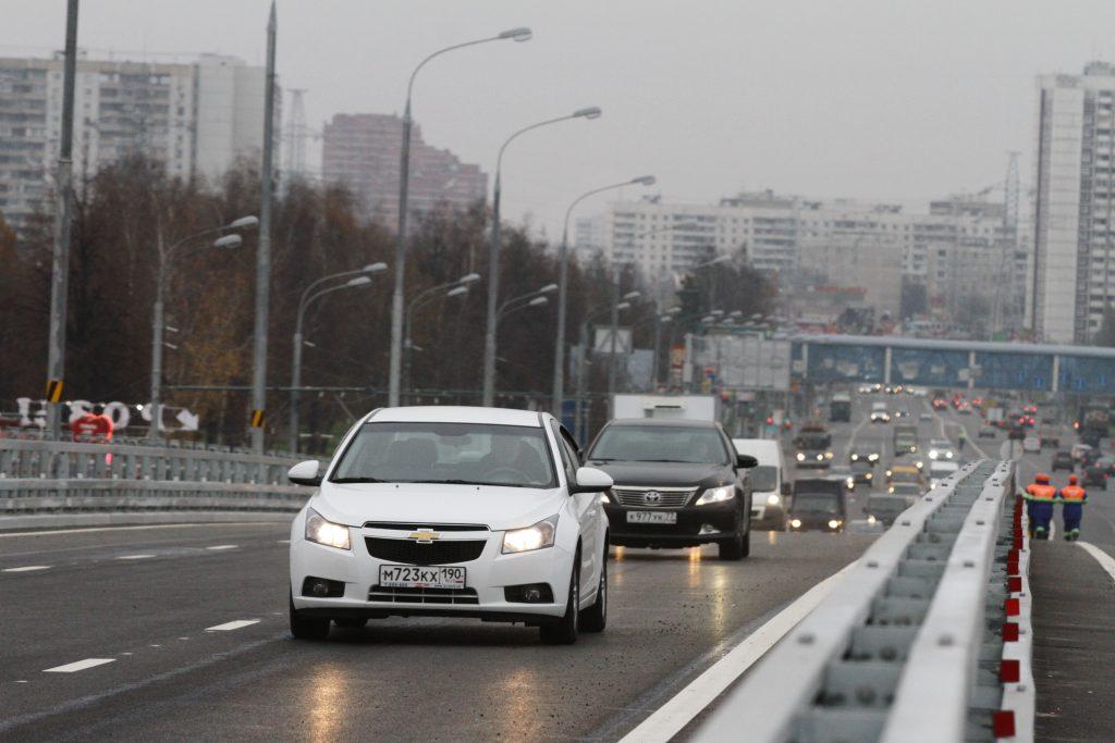 Информационные экраны для автомобилистов появятся недалеко от Варшавского шоссе