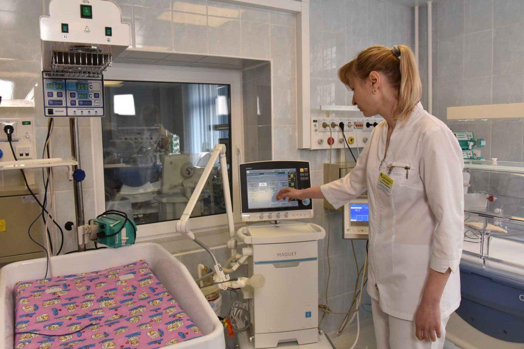 В Москве откроется новый корпус роддома при инфекционной больнице №2