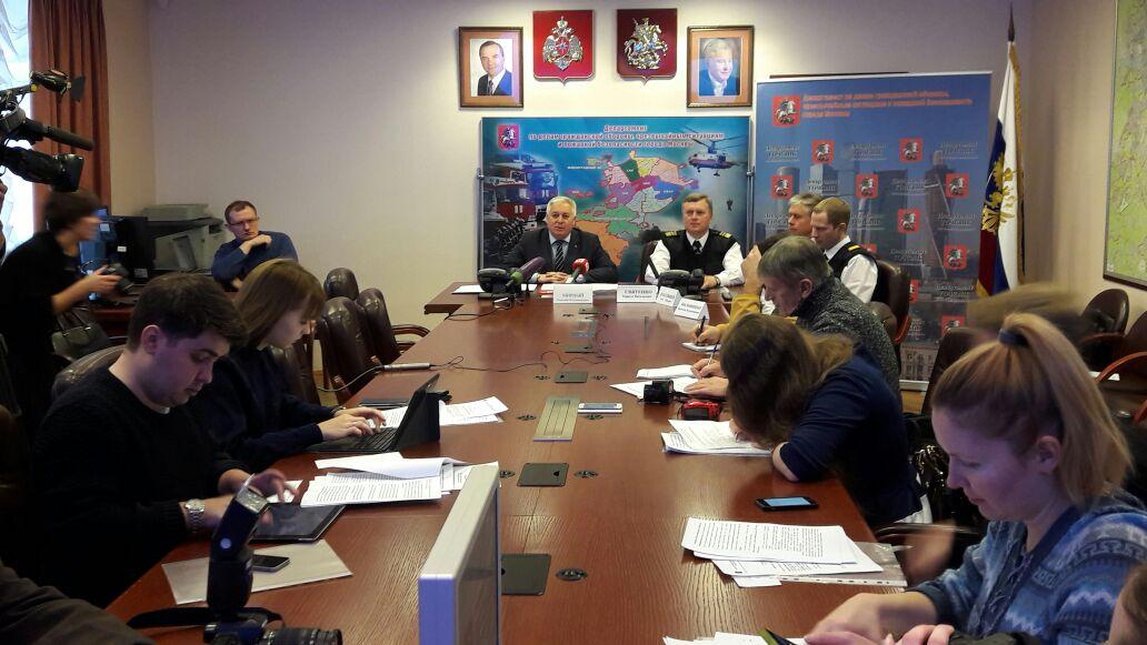 Московский авиационный центр подвел итоги работы за 2016 год