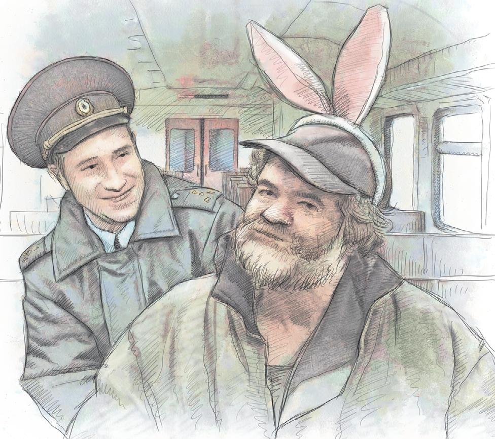 Какую награду получают зайцы