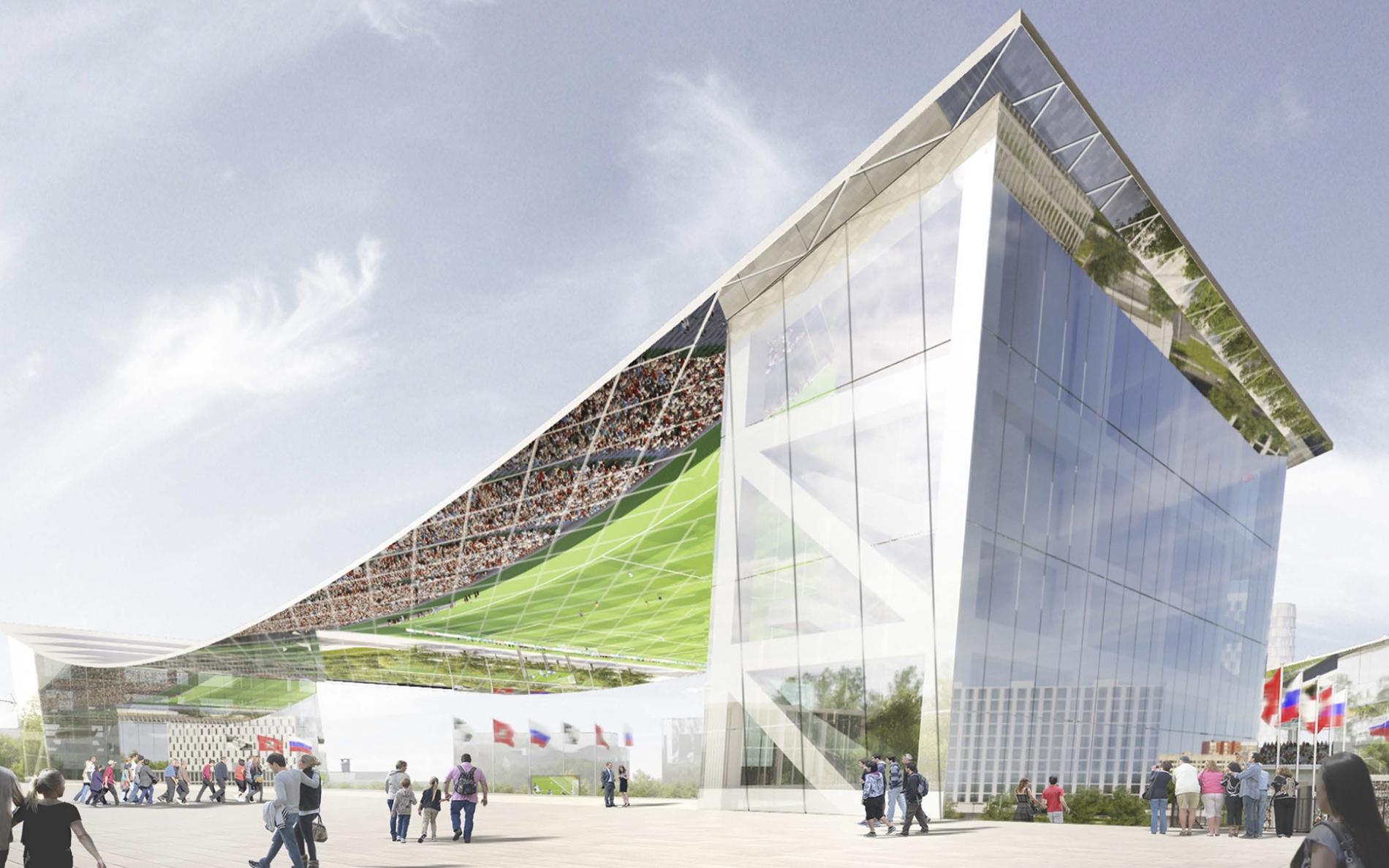 Реконструировать стадион-легенду «Торпедо» начнут на рубеже 2019-2020 годов