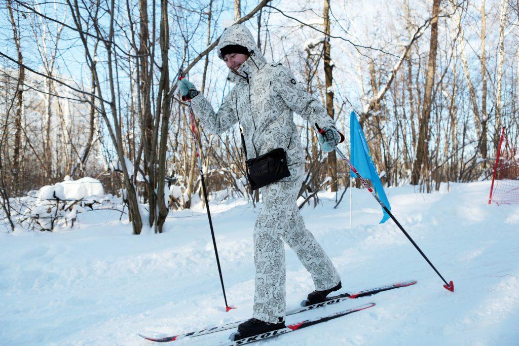 Жители юга Москвы поддержали идею организовать «Московскую лыжню» в каждом округе столицы