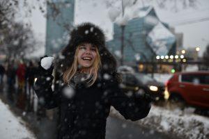 Переменная облачность ожидает москвичей в субботу