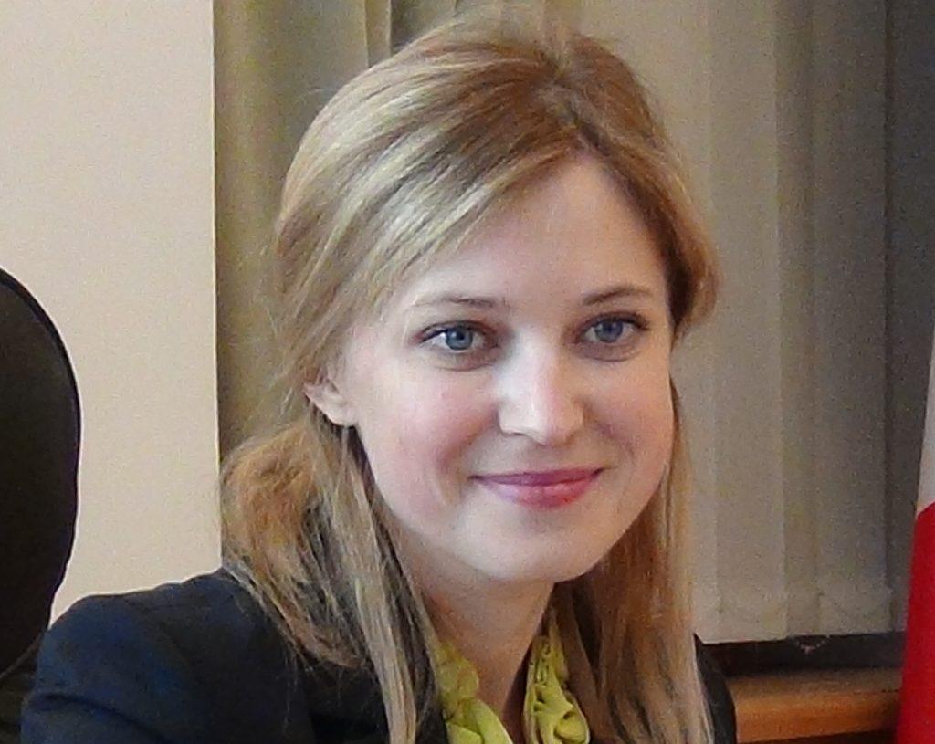 Наталья Поклонская въехала в депутатскую квартиру с видом на МГУ