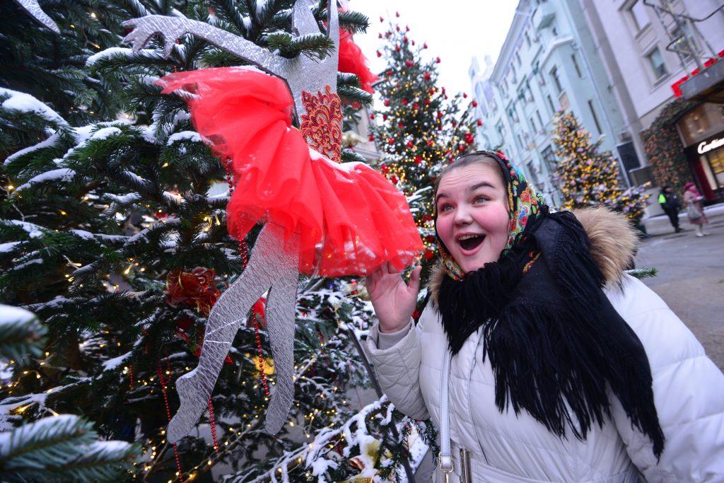 В Москве стартовал новогодний фестиваль «Путешествие в Рождество»
