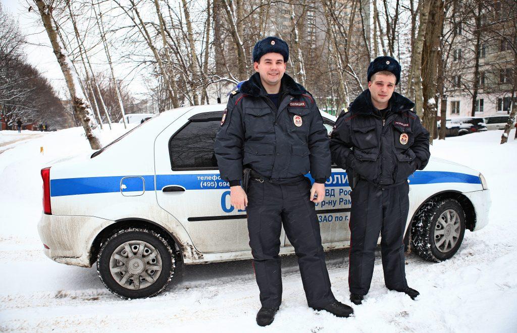 В районе Зябликово задержан подозреваемый в покушении на мошенничество