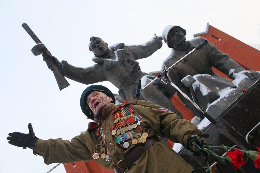 Поздравительное обращение в честь Дня воинской славы России от депутата Госдумы Елены Паниной