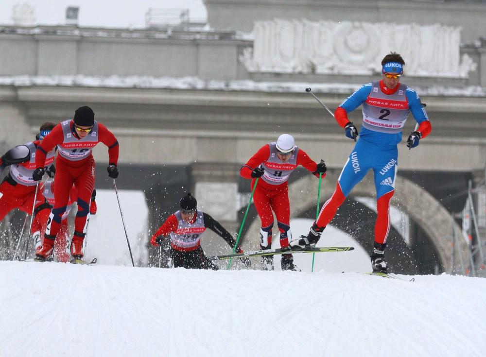 Шесть российских лыжников попали под санкции FIS