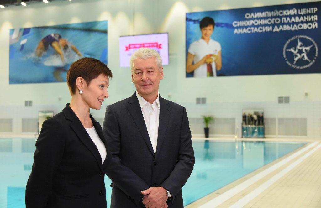 Москва оказывает активную поддержку детско-юношескому спорту