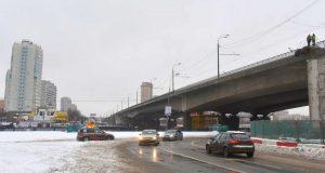 02 сарта 2016 Мэр Москвы Сергей Собянин осмотрел ход реконструкции Нагатинского моста