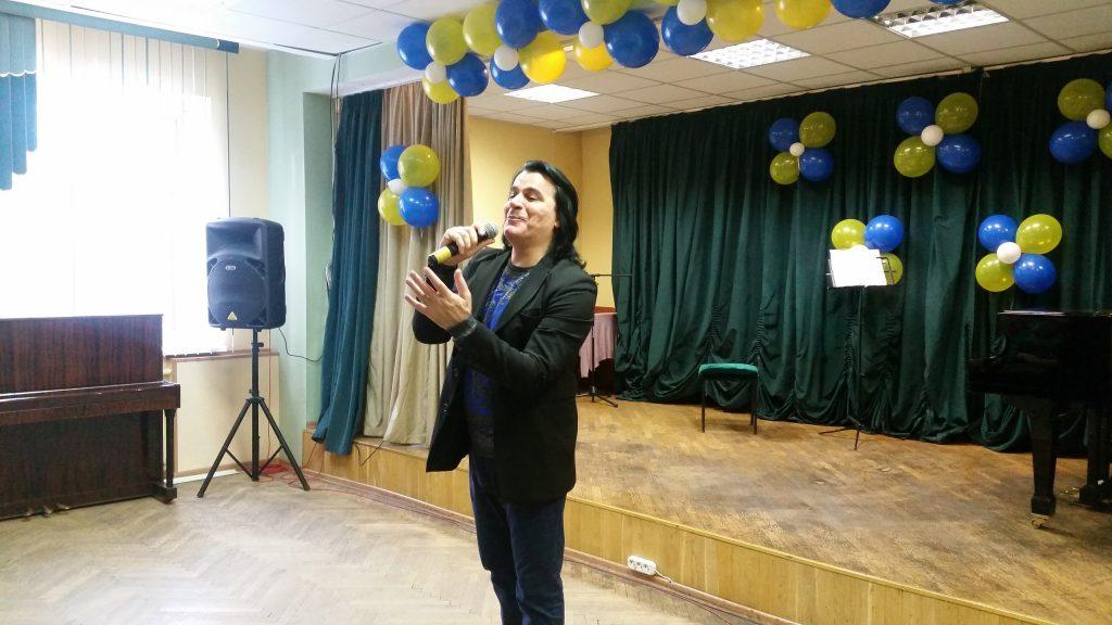 В ТЦСО «Царицынское» состоялся концерт к 75-летию Победы в битве под Москвой
