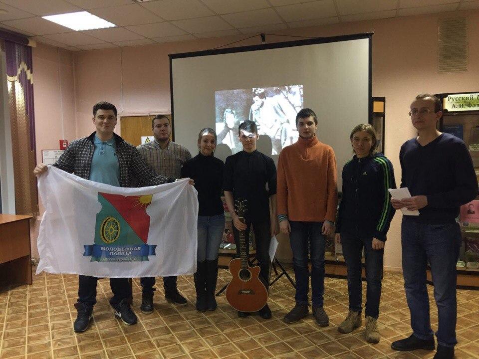 Творческую встречу «Высоцкий и театр» провели в Западном Бирюлеве