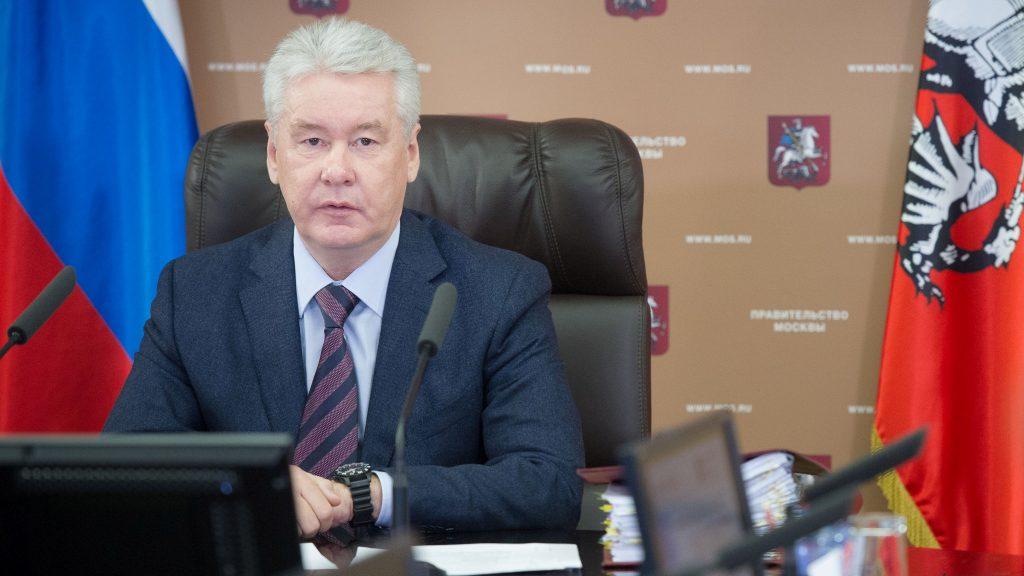 Собянин: Все службы городского хозяйства Москвы работали в штатном режиме в новогодние праздники