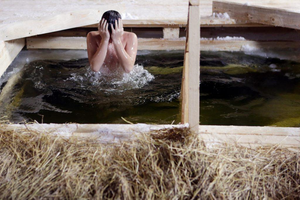 Места для Крещенских купаний в Южном округе