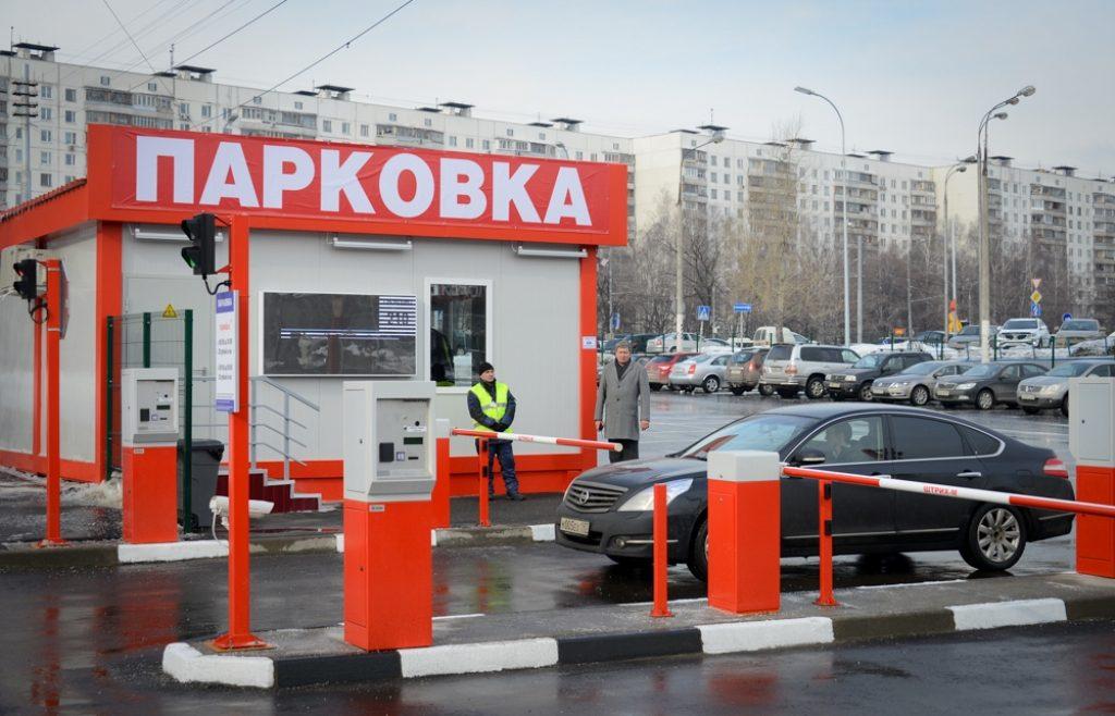 Перехватывающая парковка откроется около станции метро «Зябликово»