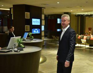 Мэр Москвы Сергей Собянин осмотрел торгово-гостиничный комплекс «Киевский»