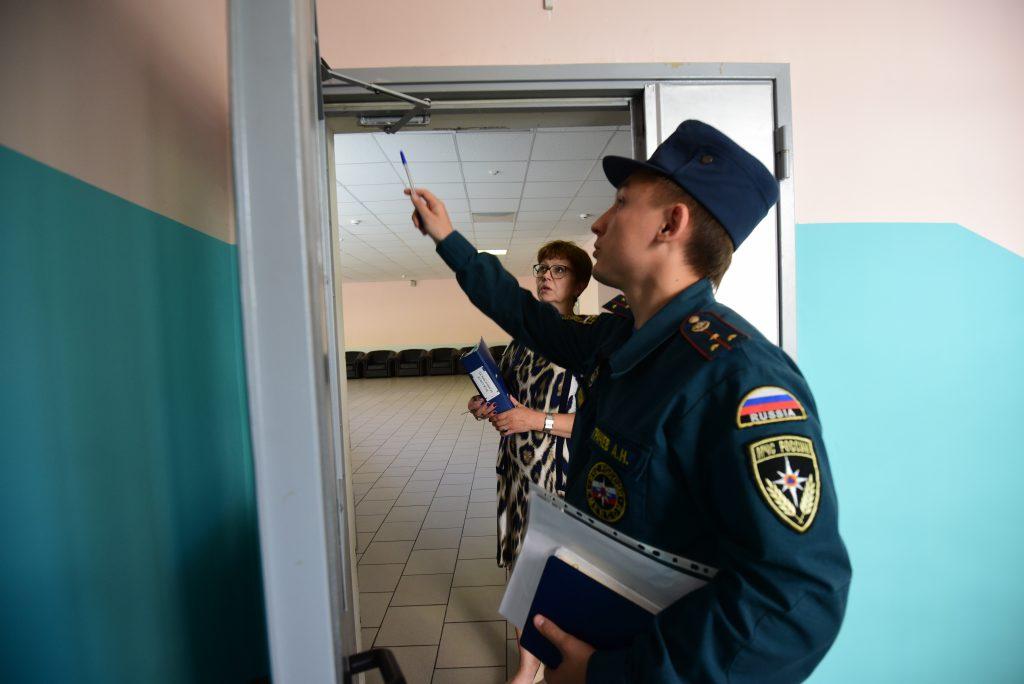 Противопожарные системы обновят в четырех домах района Западное Бирюлево