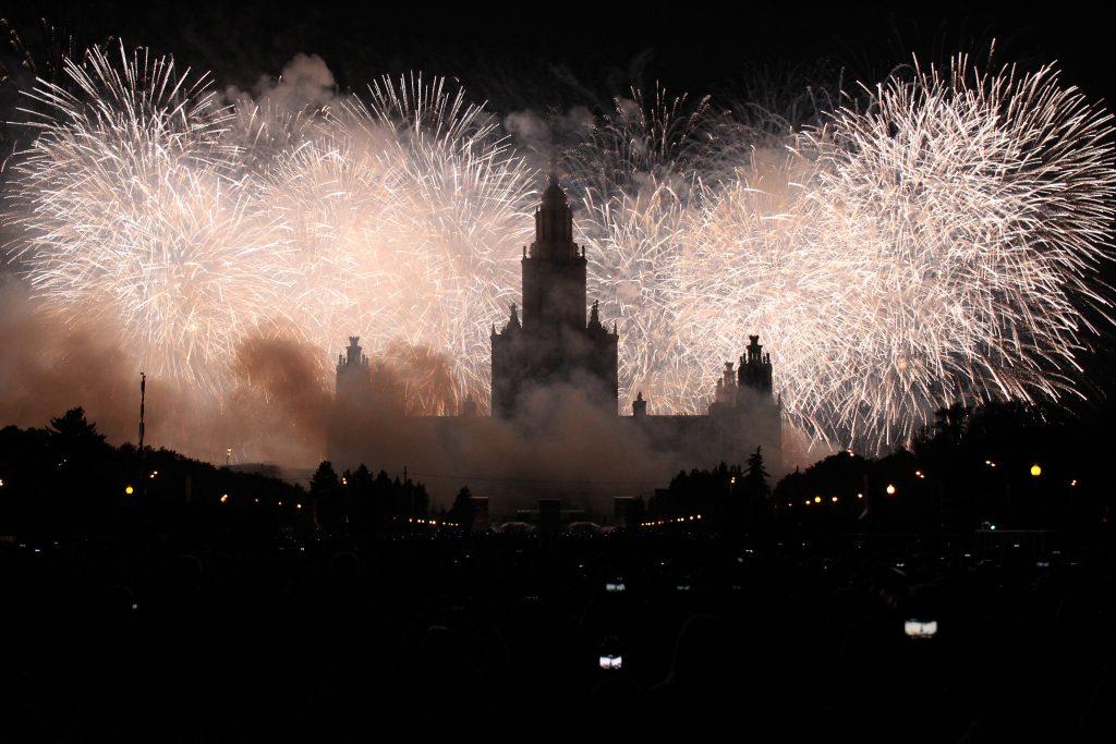 Путин прокомментировал 3-е место МГУ взарубежном рейтинге