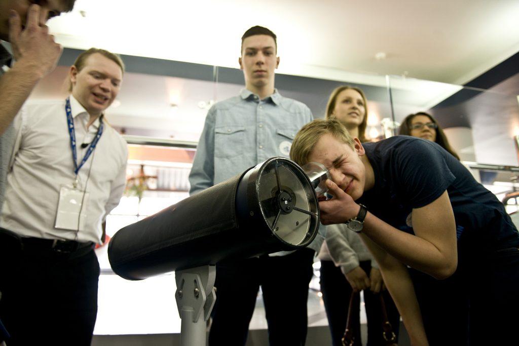 Школьники проверят свои астрономические знания