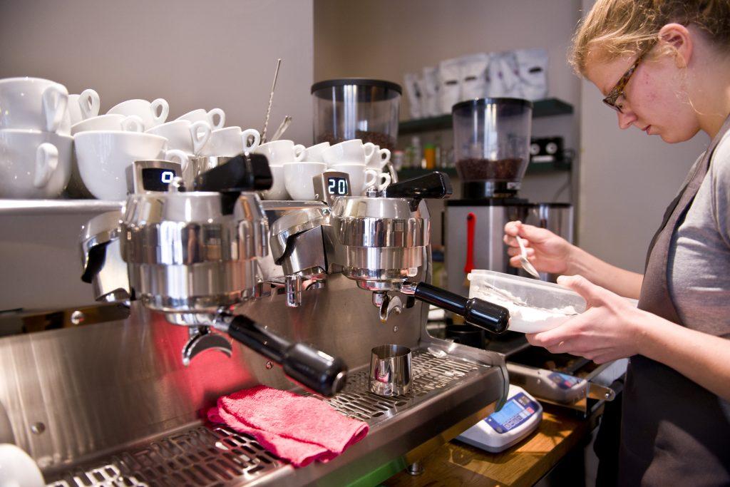 В библиотеках Южного округа могут оборудовать кафе для посетителей