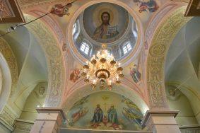 18 Августа 2015 Реставрационные работы в Донском монатыре  Главный инженер Донского монастыря Никита Фоломеев